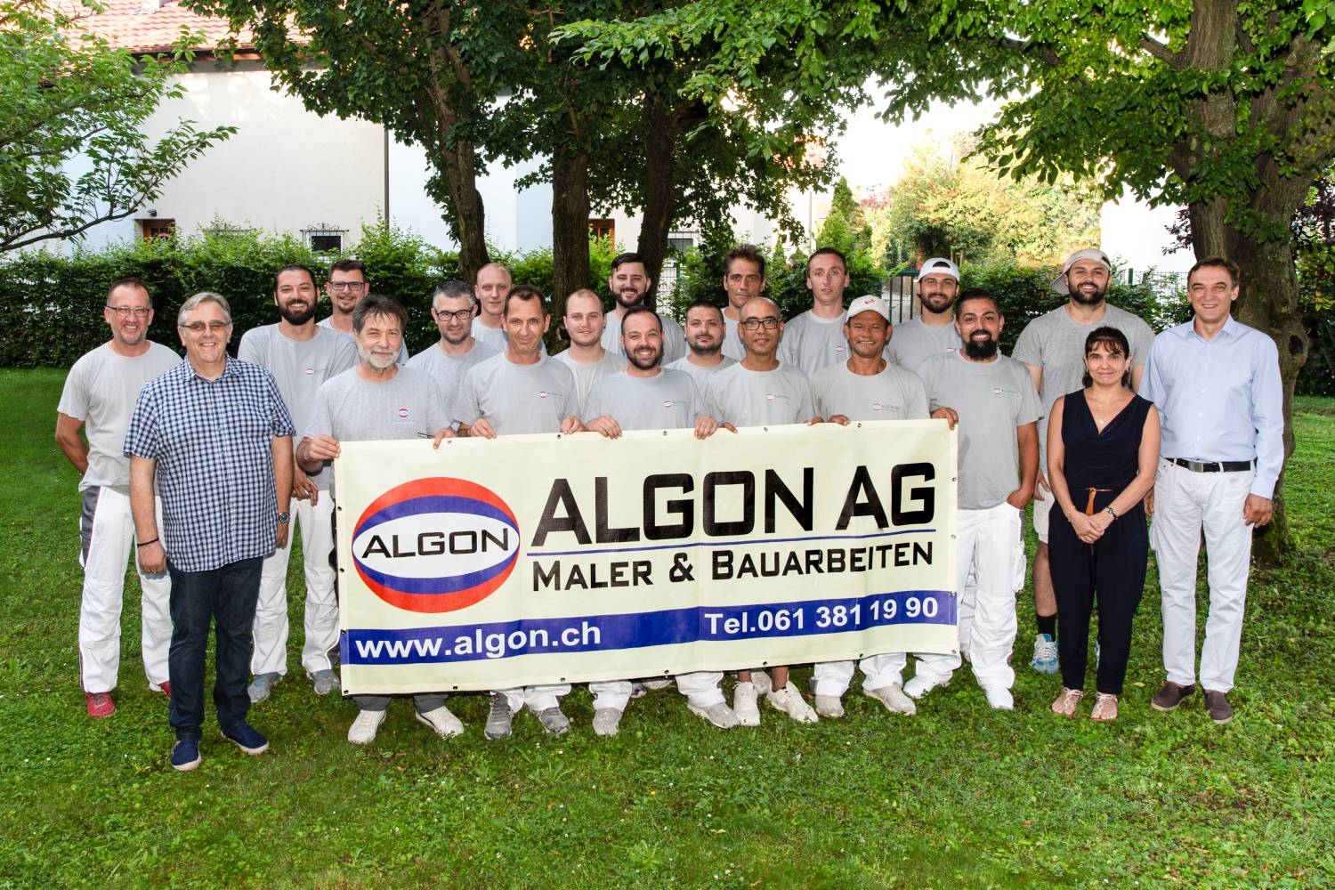 Algon AG Team