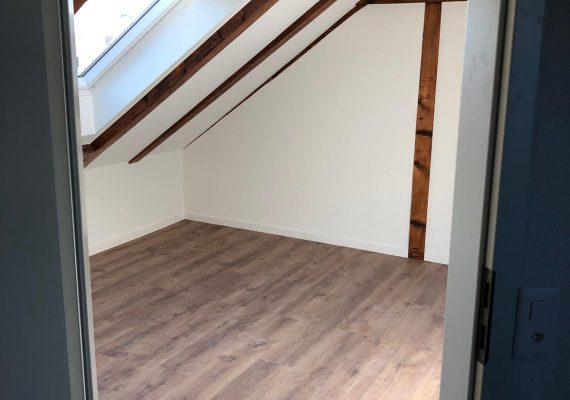 Neues Schlafzimmer: Mit den Umbau konnte der Besitzer zusätzlichen Wohnraum schaffen.