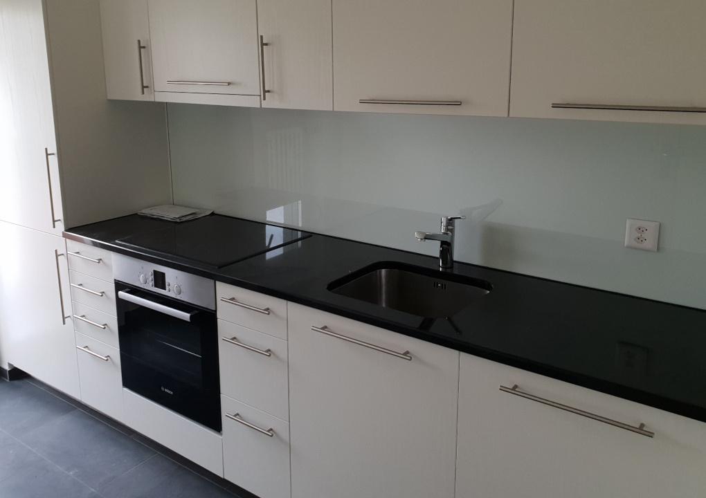 Umbau und Einbau einer Küche